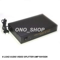 8 Load AV Distributor Rayden 108VA