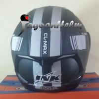 harga INK Helm CL max / CLMAX Helmet Original Black Doff Tokopedia.com