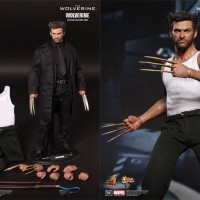 HOT TOYS WOLVERINE