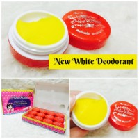 New White And Smooth Deodorant Cream Thailand