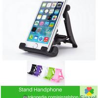 harga stand HP dengan dudukan di bawah seperti bangku Tokopedia.com