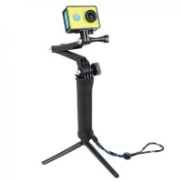 Tongsis Fleksible / Extension Tripod for Xiaomi Yi / Yi 2 4K / GoPro