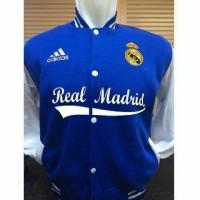 Jual Jaket Hoodie Hodie varsity Klub Bola Liga Spanyol La liga Real Madrid Murah