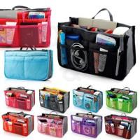 Jual Korean Dual Bag In Bag Organizer / Tas Organizer / Tas Korea Murah