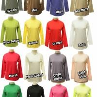 Baju Manset Atasan JUMBO Bahan Kaos Size XXL - TPJ07