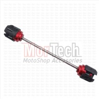 Jalu - Bandul - As Roda - Axle Slider Depan NUI N Max NMax Merah