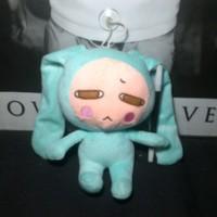 boneka Green bunny anime import 25cm