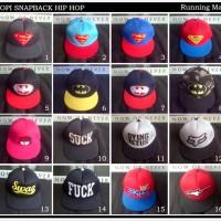 topi Hip hop Snapback Snapbacks cap flat hat
