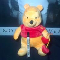 Jual boneka Winnie the Pooh Disney import 30cm Murah