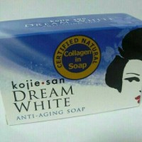 Kojie San Dream White Anti Aging Soap - Sabun Kojic Acid