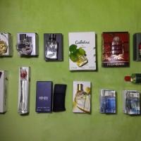 ETALASE 1 Aneka Miniature Perfume / Parfum - 100RIGINAL Sudah BPOM!!!