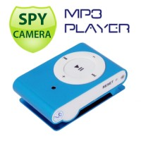 Bluetooth MP3 Player with Hidden Spy Camera Camcorder