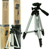 Tripod Portable Tefeng T3110 Mini + Holder U