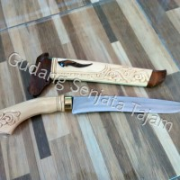 harga Pisau Badik Ukir / Golok Badik / Handmade Ciwide Tokopedia.com