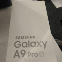 samsung Galaxy a9 pro 2016 gold Garansi 1 th sein