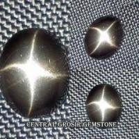 Nutural Black Diopside Star