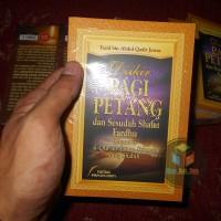 Buku Dzikir Pagi Dan Petang , By : Yazid Bin Abdul Qadir Jawas