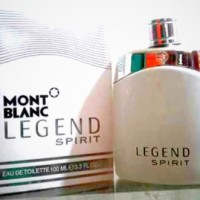 Parfum Mont Blanc Spirit Perfume