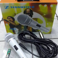 mic kabel condensor Sennheiser E855