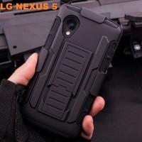 Jual Military Protection Case Cover + Holster LG NEXUS 5 Murah