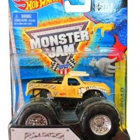 Hot Wheels Monster Jam Bulldozer Diecast (1:64)