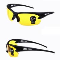Jual kacamata malam anti silau / nightvision / night view /mengemudi vision Murah