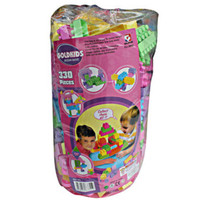 Mainan Edukatif / Edukasi Anak - Gold Kids 330 Lego Block Kreatifitas