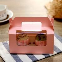 box kue dus cupcake cake kue kering packing karton bolu roti cupcake