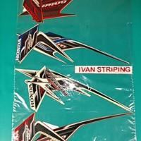 stiker / striping motor vario tecno 2010