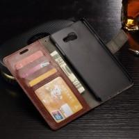 harga Samsung Galaxy A9 2016 / A9 Pro Wallet Leather Flip Cover Casing Case Tokopedia.com