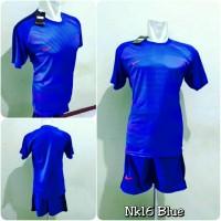 harga Setelan Futsal Nike (Nk16) BLUE - Jersey Bola Kaos Olahraga Volly Tokopedia.com