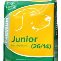 Josera - Junior 20 kg. Premium Dog Food for Growth and Development.