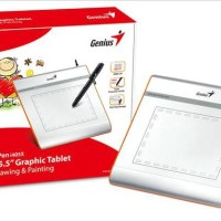 "GT-GN-I405 GENIUS GRAPHIC TABLET EasyPen I405X 4"" x 5.5"""