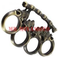 harga Knuckle SKULL / Tinju Besi TENGKORAK, Full Metal Tebal Tokopedia.com