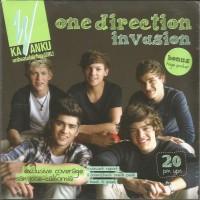 Jual Buku One Direction Invasion ( by Team Kawanku ) Penerbit Gramedia Murah
