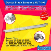 Doctor Blade Samsung MLT-101 MLT-D101S, Printer ML-2166 ML-2160
