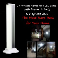 harga Portable lampu handfree    SOS mobil rumah Led emergency (DY008) Tokopedia.com