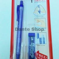 Pensil Mekanik Faber Castell 0.7 Mm + Free Isi Pensil Lead