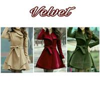 Harga Coat Mantel Wanita Code Hargano.com