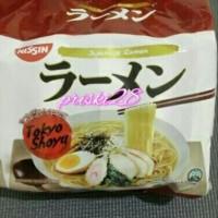 nissin japanese ramen tokyo shoyu