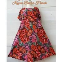 Daster Mega Bali Baju Tidur Wanita Dress Payung Busana Murah Grosir