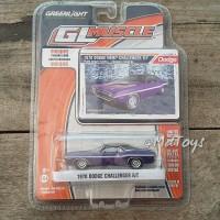 SALE --- Diecast mobil Greenlight 1970 Dodge Challenger R/T