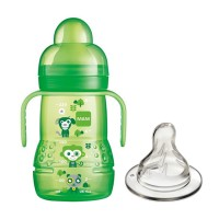 Mam Trainer Green Spout With Teat