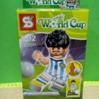 LEGO SY162 WORLD CUP LIONEL MESSI