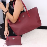 Lacoste Horizontal Tote Bags 7311