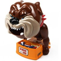 Bad Dog Game Beware Of The Dog Running Man Games   Mainan Anak