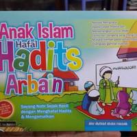 Anak Islam Hafal Hadits Arbain