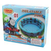 Mainan Anak Kids 90x40 Kolam Renang Tiup Swimming Pool Karakter Thomas