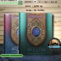 [B6] Al Quran Al Fatih - Al-fatih Ukuran B6 - Terjemah Tafsir Perkata