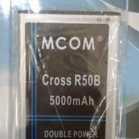 Baterai Cross Evercoss R50B / R50A Elevate Y2 Y2 + Double Power Mcom